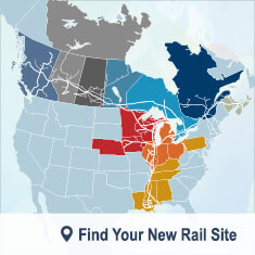 Find a new Rail Site