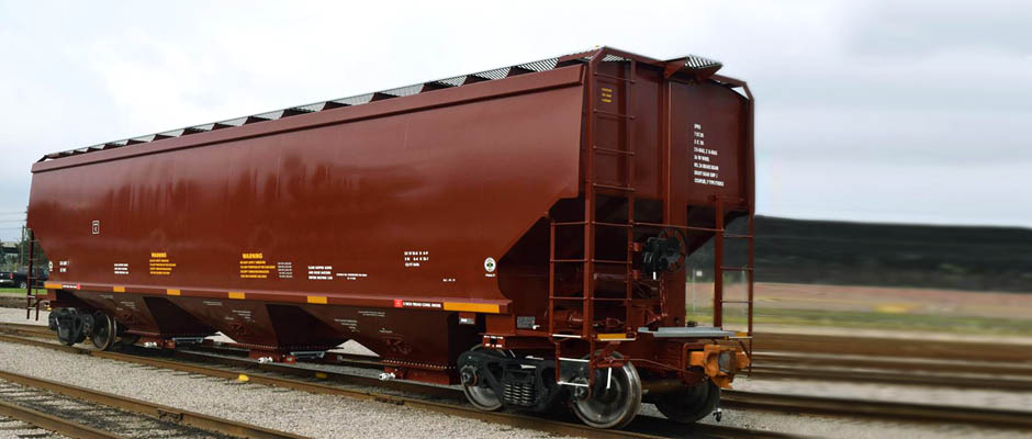 1000 Hopper Cars Investment
